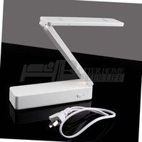 Cheap 30 LED Foldable Rechargable Reading Desk Table Lamp Light Touch Control Folding YKS