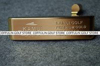 Wholesale Kamui Golf Putter With Steel Shaft Premium Gold pc