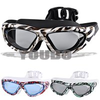 Wholesale 2015 UV Anti fog Protection Professional Swimming Goggles Mirror Fashion Swim Goggles for men and women