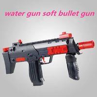 gun - Soft bullet pistol gun Plastic Toys Soft Bullets Gun Water Crystal paintball Gun Nerf Air Soft Gun Airgun