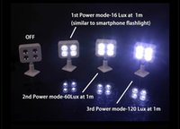 Wholesale LED FLASH Mini Selfie Sync Flashlight RK06 for the wire monopod Camera SmartPhone Multiple Photogra led flash