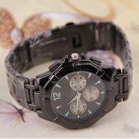 Cheap 20pcs lot Classical Hour Round Dial Quartz Watch Metal Steel Band Wrist Watch Gentlemen's Accessories SW268