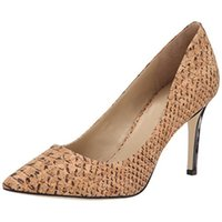 Cheap Brown Snakeskin Pointed Toe Dress Shoes Slip-ons Women Pumps 2015 New Fashion Sandals Stiletto Heel Open Heel Printed Spring Designer