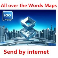 sd igo gps maps - 2015 Car DVD GPS MAPs SD CARD TF Micro SD card GB Memory card with IGO europe USA italy canada france UK netherland spain map
