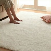 Wholesale Hot Sale mm mm Multi color Shaggy Soft Cozy Recentage Area Rug for Bedroom Carpet for living room baby mat