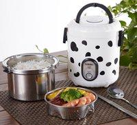 Wholesale V W L Person Super Mini Steam Rice Cooker Lunch Box