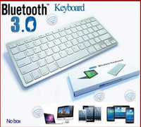 computer keyboard - Portable Bluetooth Wireless Keyboard Layout For PC Computer Laptop Tablet Smart Phone and For Macbook iPad AIR iPhone