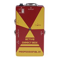 active di box - LS4G CP DI BOX Effect Pedal Active Direct Box DC V Professional