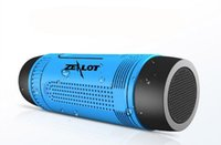 Wholesale Waterproof Speaker Outdoor Stereo Shockproof Wireless Bluetooth Speaker Music portable subwoofer Speakers Loudspeaker