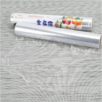 Wholesale Microwave Limited Hot Sale Family Pe Cling Film Daily Use Disposable Food cm m