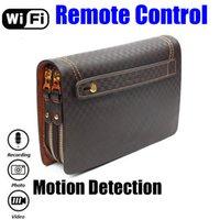 Wholesale 8G Bag Spy camera mah Battery Mini Bag Spy Camera Motion Detection Bag Hidden DVR Support Video Photo Audio Bag Hidden Camera HS
