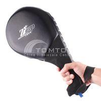 Wholesale High Quality Karate Taekwondo Kickboxing TKD Kicking Pad Kick Target Training Black Red