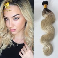 Cheap ombre hair extension Best body wave human hair extensions