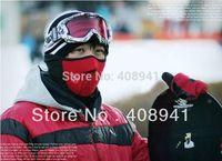 Wholesale Neoprene Fleeces Neck Warm Half Face Mask Winter Bike Bicycle Motorcycle Ski Snowboard Mask