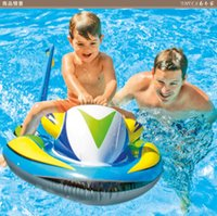 Wholesale Water Toys Children Inflatable Toys Horse Water Sports Swimming Surfing Airship Children Inflatable Boat