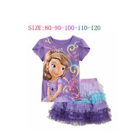 Cheap baby girls skirt Sets Best suits clothing