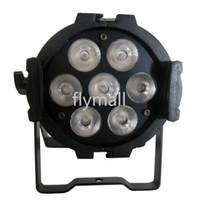 Wholesale 70W W Par Light RGBM in1 LED Effect Light Stage Light DMX Control CH Par Lights DMX Disco DJ Pub Party lamps Par Light