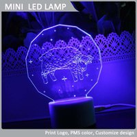 aries star - VLL Aries diy table lamp Horoscope LED Night Light Lamp New arrival decorative Light from child_king shop