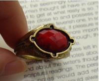 Wholesale The Lord of The Rings Hobbit Ring Gandalf Ring Movie Jewelry