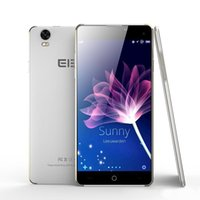 Wholesale Original Elephone G7 Octa Core MTK6592 Mental Frame Android quot IPS X720 GB GB MP Camera G Wifi GPS Cell Phone free DHL