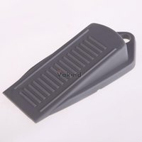 baby product samples - V1NF New Door Stopper Child Protection Product Baby Safety Gate Bumper Clip Grey