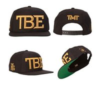 Wholesale Cheap TMT ALL STAR USA NEGRA MONEY TEAM MODA Fashion ball CAPS HATS Mayweather Snapback Hat TMT TBE MayPac Adjustable Baseball CAP