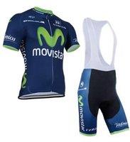 Cheap Movi star Tour de France cycling team Bike Bicycle Wear clothes Cycling short jersey+Bib Shorts sets suits