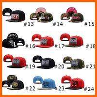 Ball Cap as pic  50 colors trukfit snapback hat custom skate MISFIT hats snapbacks snap back cap mixed men women caps free shipping(1904009)