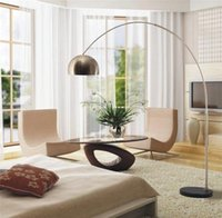 Wholesale Modern LED living room bedroom cafe bar floor lamp with switch beside lamp light fixture indoor floor lighting