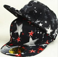 Wholesale Korean Stars Cap - Summer 2015 new style children baseball cap five-pointed star korean kids Hip-hop cap fashion handsome sunhats for boys and girls K08
