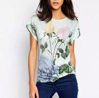 T-shirt à manches courtes T-shirt à manches courtes T-shirt à manches courtes T-shirt à manches courtes T-shirt à encolure dégagée DT392