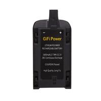 Alta calidad 11.1V 1600mAh Potente Lipo 3S Bateria para Loro Bebop Drone 3.0 orden de las pistas $ 18Nadie