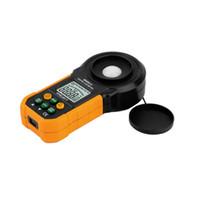 Wholesale 1pc MS6612 Digital Luxmeter Lux Light Meter Test Spectra Auto Range Hot Worldwide