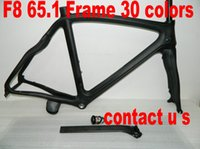 Wholesale 60 colors choose Think2 Disc Full Carbon Road Bike Frame Fork Headset Seatpost Clamp
