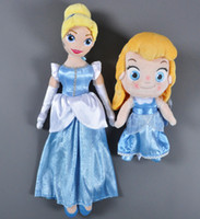 american girl games - European and American film and television cartoon character Princess Cinderella dolls plush doll