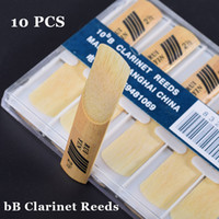 Wholesale bB Clarinet Reeds Wind Musical Instruments Accessories Ruiyin Reed Strength Flat B