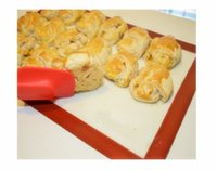 Wholesale FDA approved Baking Oven Mat Nonstick Silicone Liner Sheet Pastry mat silicone pad X Inch