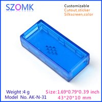abs distribution boxes - hot selling transparent abs material small USB shell box mm handheld plastic boxes switch box distribution box