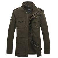 best military uniforms - Fall BEst Jacket GERMAN ARMY CLASSIC PARKA MILITARY COMBAT MENS JACKET Men s Army Combat Uniform Coat chaqueta hombre