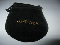 jewelry pouch velvet - New Style Jewelry Pouches Original Jewelry Packaging Bags Black Velvet Pouches
