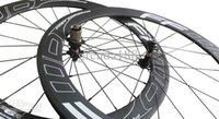 Wholesale FFWD F6R mm clincher bicycle wheel c carbon fiber road bike racing wheelset