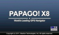 Wholesale Gps map car map hd map new arrival map papagox8