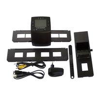 Wholesale Portable mm Digital Photo Film Scanner TFT LCD Negative Slide Scanner FS01 H29