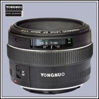 other Yes YONGNUO LENS EF YONGNUO LENS EF 50mm f 1.4 Auto Focusing Lens for Canon 5D3 5D2 7D 6D 60D 70D 700D 650D