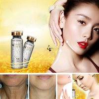 Wholesale AFY High end Gold Revive Neck Essence Anti wrinkle Serum Beauty Women Skin Care Anti aging Whitening Moisturizing