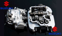 air valve assembly - SUZUKI GN250 GN Cylinder head Complete Assembly Include all parts CAMSHAFT ROCKER VALVEs order lt no track