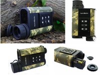 Wholesale Mutifuctional X32 Rangefinder Laser Ranging Night VisionDigital Compass Night Vision Scope IR NV Telescope