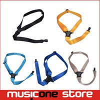Wholesale 5pcs Colorful High Quality Professional Adjustable Ukulele Guitar Strap Free shippinig MU0429