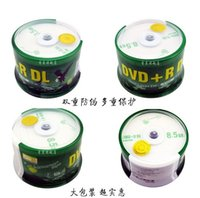 Wholesale Quality Blank Discs Recordable Printable DVD DVD R for Movies TV series G package