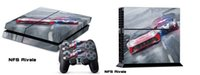 Cheap for Playstation 4 games console Best Vinyl tags skins stickers